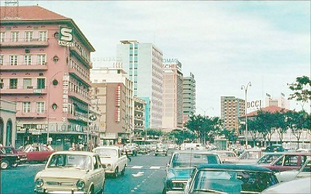 Luanda - Cidade - 1969 - Cruzamento do Polo Norte - Foto XXX (1)